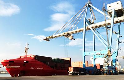 Integral Shipping, agente de la línea regular Medex Container Services