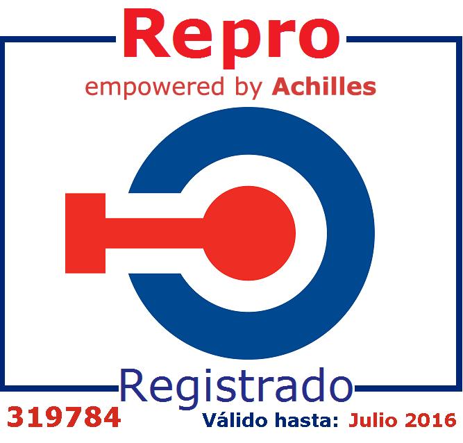 SELLO DE CALIDAD REPRO ACHILLES
